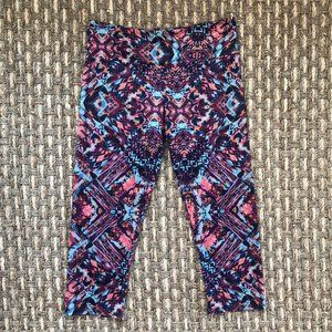 Onzie Cropped Yoga Leggings from Anthropologie